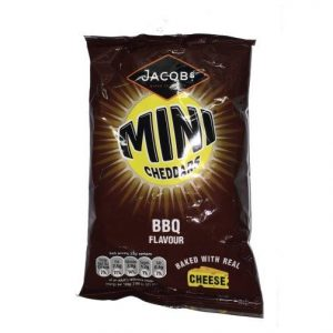 Jacobs Mini Cheddars BBQ