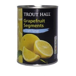 Trout Hall Grapefruit Segments Light Syrup