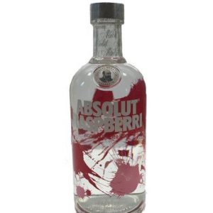 Absolut Rasberri Vodka