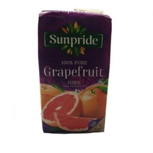 Sunpride Grapefruit Juice