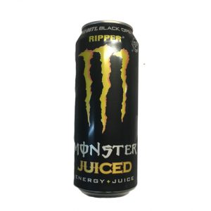 Monster Juiced Yellow