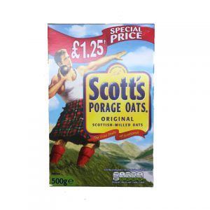 Scott's Porage ots