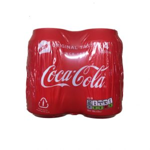 Coke Cola 4 pack 330ml