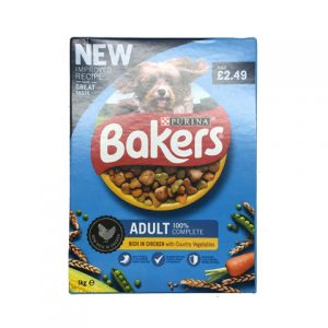 Bakers Adult Chicken Country Vegetable