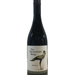 Secretary Bird Shiraz