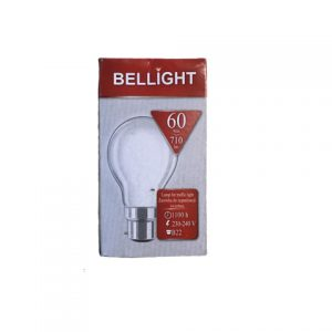 Bellight 60w Bayonet light Bulb