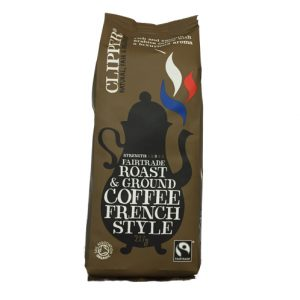 Clipper Ground Coffee French Style