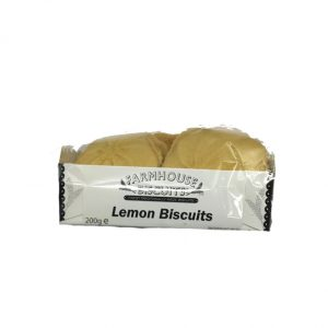 Farmhouse Lemon Biscuits