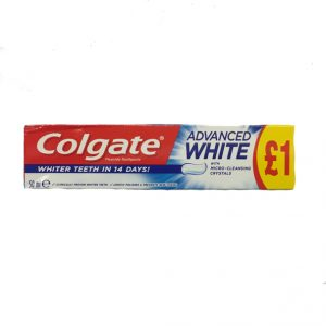 Colgate Advanced White 5oml