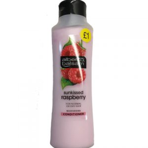 Alberto Balsam Sunkissed Rasberry Conditioner